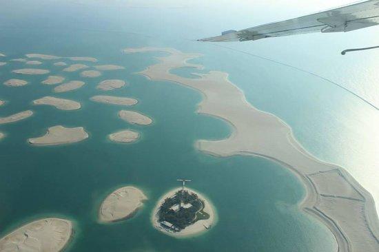 Seawings Seaplane Tours: Vista da Ilha do Mapa do Mundo