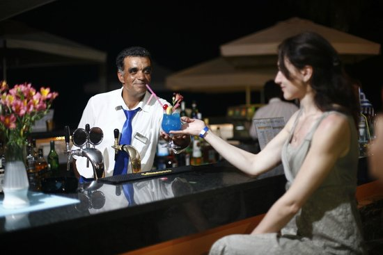 Dessole Malia Beach Hotel: Bar