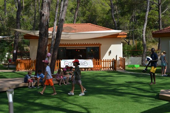 Club Med Palmiye : Kids Club Area