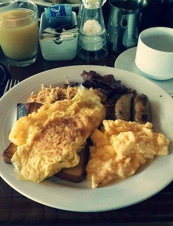 Kurumba Maldives: Breakfast Buffet @Vihamana