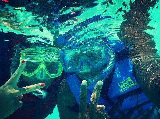Kurumba Maldives: Snorkeling