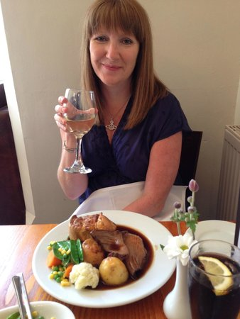 The Manor House: Delicious Sunday lunch