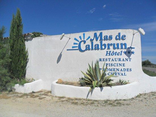 Mas de Calabrun : Hotel