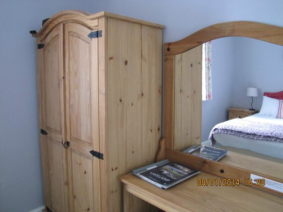 Elterwater Park Country Guest House: Our bedroom