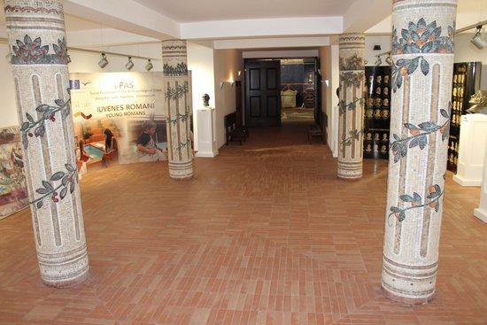 Viminacium: In het museum