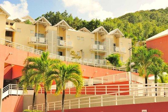 Karibéa Résidence La Goélette  : Karibea résidence la Goelette