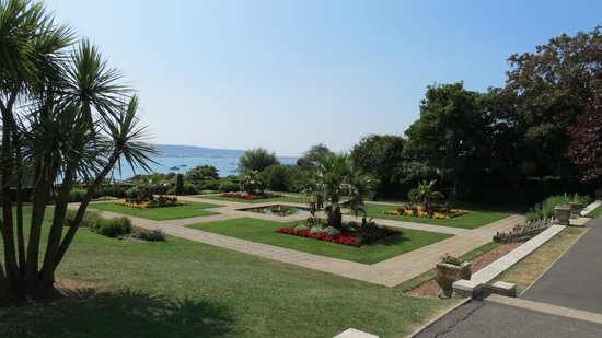 Weymouth, UK: Sandsfoot Castle Gardens
