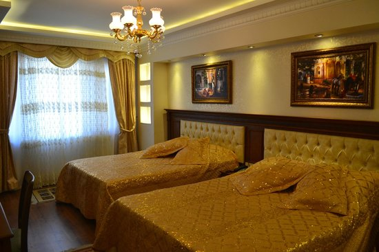 Blue Istanbul Hotel: suit4