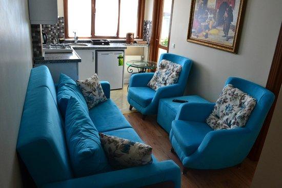Blue Istanbul Hotel: Suit1