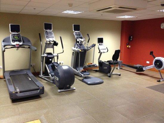 Hilton Dublin: Gym