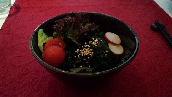 Toshi: Salad