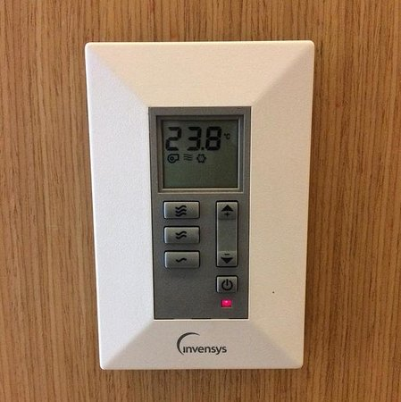 Kempinski Hotel Ishtar Dead Sea : Average Room Temperature 23.8 C
