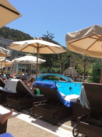 Sheraton Rhodes Resort : Sheraton Rhodes, la piscine principale