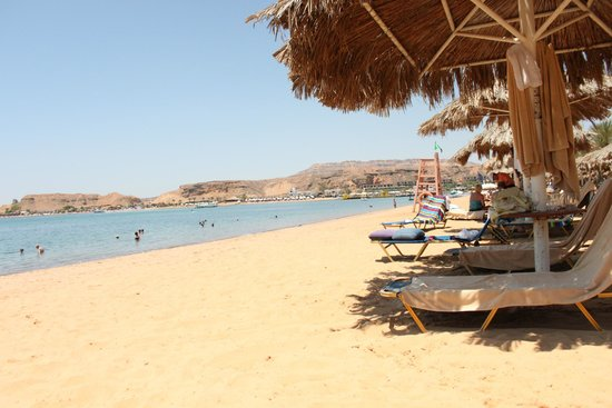 Iberotel Palace : пляж