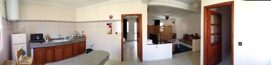 Residence Louzani: Photo panoramique de l'appartement