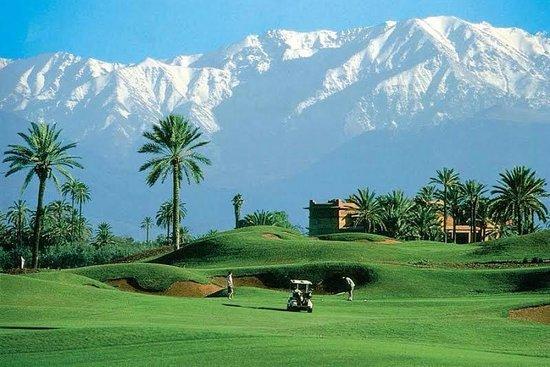 La Setifa Maison d'hotes: golf amelkis marrakech