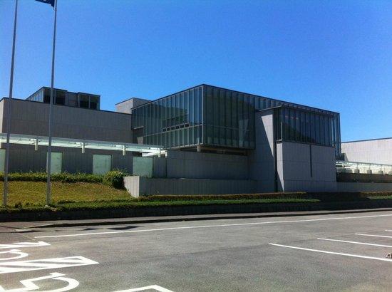 Kanagawa Prefectural Museum of Modern Art Hayama: 外観