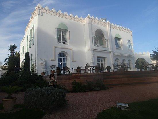 La Villa Mauresque : Comme là-bas