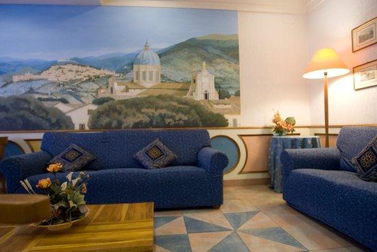 Hotel Los Angeles : Lounge