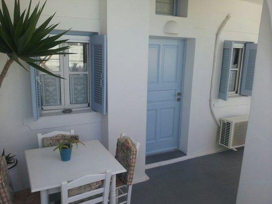 Elkaza Villas: esterno della superior villa