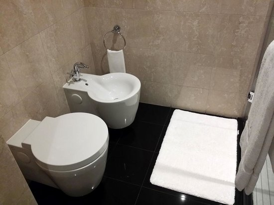 Jumeirah Emirates Towers: Bathroom