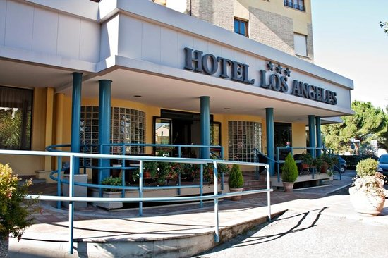 Hotel Los Angeles : Ingresso