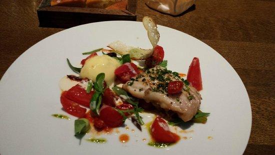 Shane's Restaurant : fish