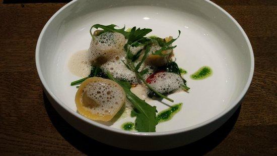 Shane's Restaurant : mushrooms and truffle