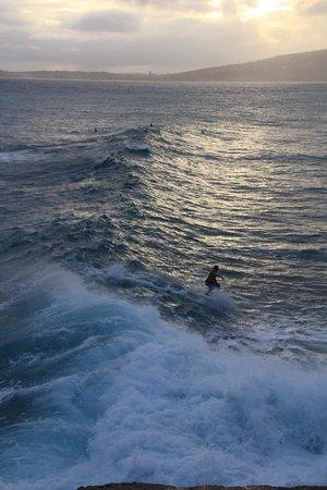 Oahu Photography Tours: Sunset at China Wall