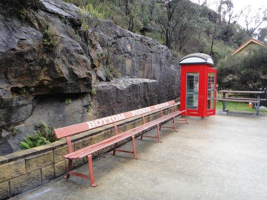 Zig Zag Railway: station