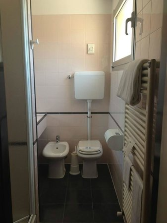 Best Western Hotel San Donato: bathroom