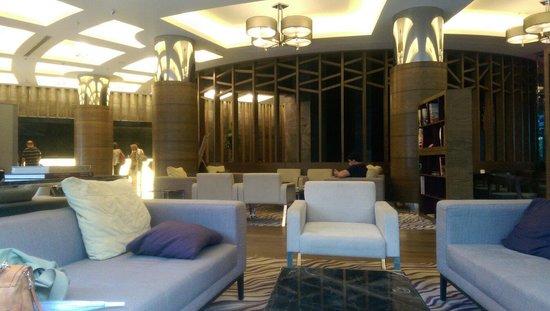 Surmeli Istanbul : lobby
