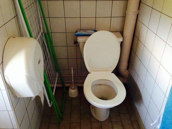 Le Lion de Mer : Les toilettes, sans commentaires...