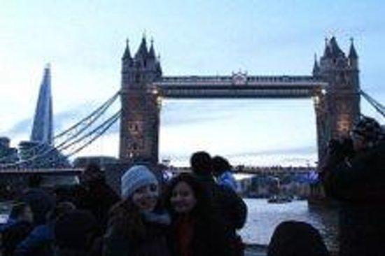 Thames River : The tower bridge