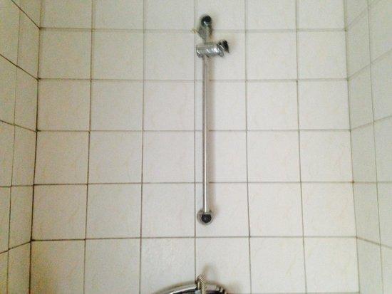 Le Lion de Mer : La douche...