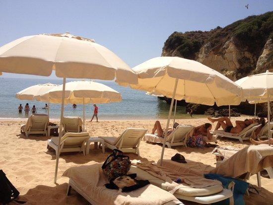 Vila Vita Parc Resort & Spa: Vila Vita beach