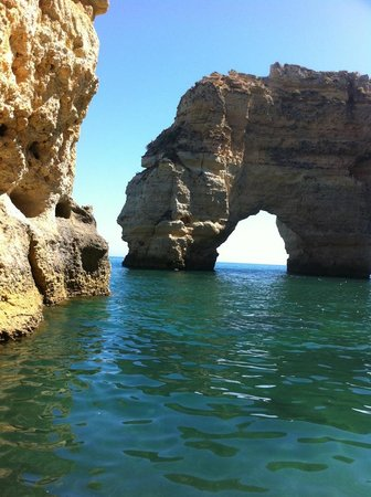 Vila Vita Parc Resort & Spa: Caves around Vila Vita Resort