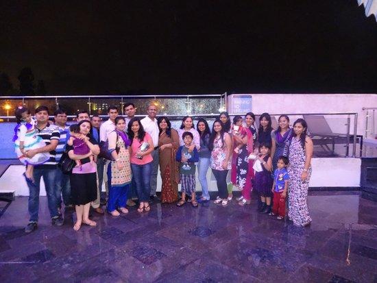 Aloft Ahmedabad SG Road: Vihaan's 1st Birthday Celebration at Aloft Hotel