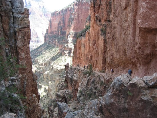 Just Roughin' It Adventure Company: The Breathtaking North Rim Kaibab Trail