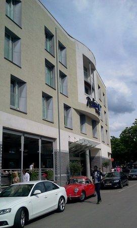 Radisson Blu Palace Hotel, Spa : Etape