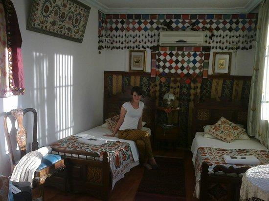 Homeros Pension & Guesthouse: Magic carpet