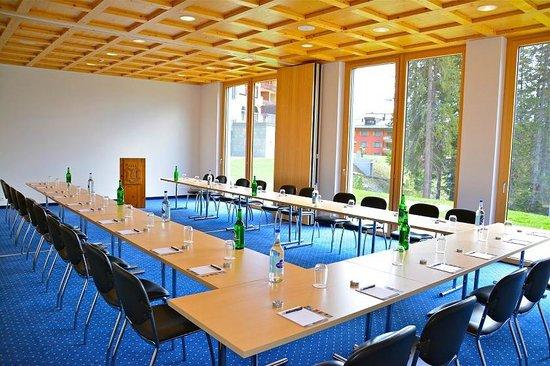 Waldhotel National: Seminarraum Älplisee 1+2
