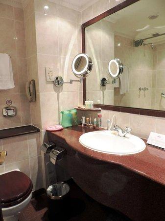 Sarova Stanley : Ванная комната