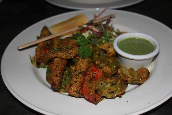 Indigo Indian Asian Restaurant : Tandoori Vegetables