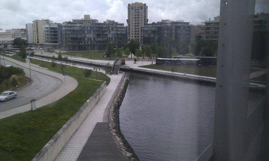 Melia Ria Hotel & Spa: Vista desde la habitación