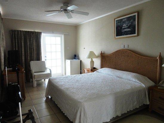 Auberge Seraphine: Bedroom