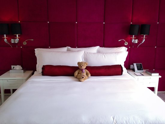 Hua Chang Heritage Hotel: Cozy bed but pillows are too soft
