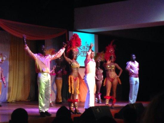 Bavaro Princess All Suites Resort, Spa & Casino: Great nightly entertainment