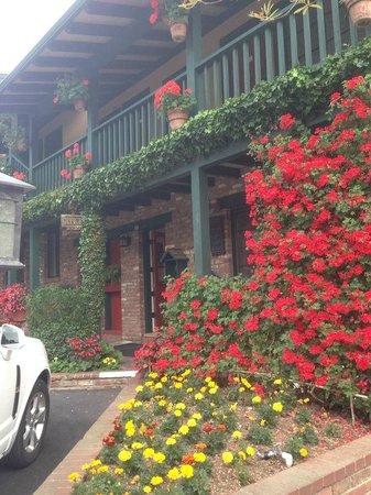 Wayside Inn: Hotel