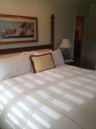 Wayside Inn: Zimmer